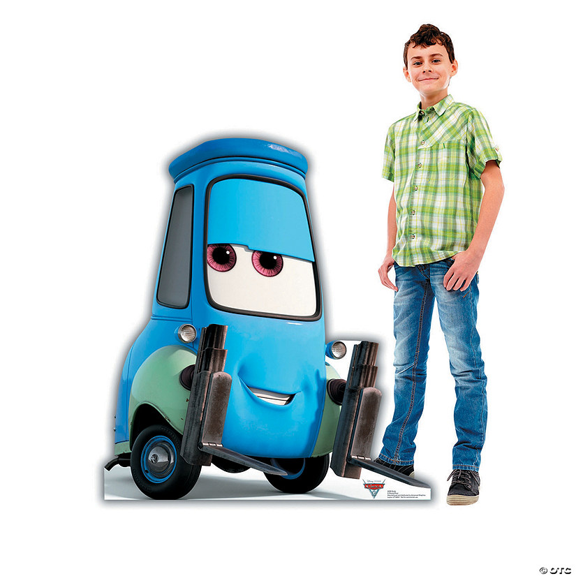 Disney's Cars 3™ Guido Stand-Up