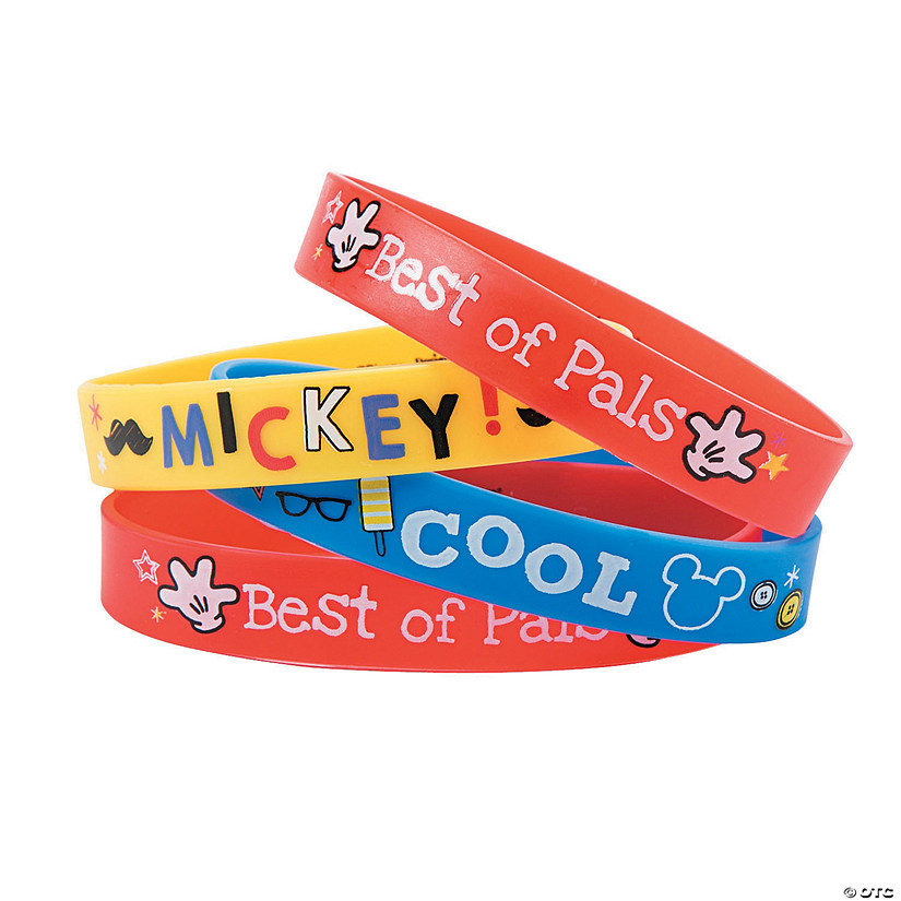 Disney's Mickey and the Roadster Racers™ Rubber Bracelets