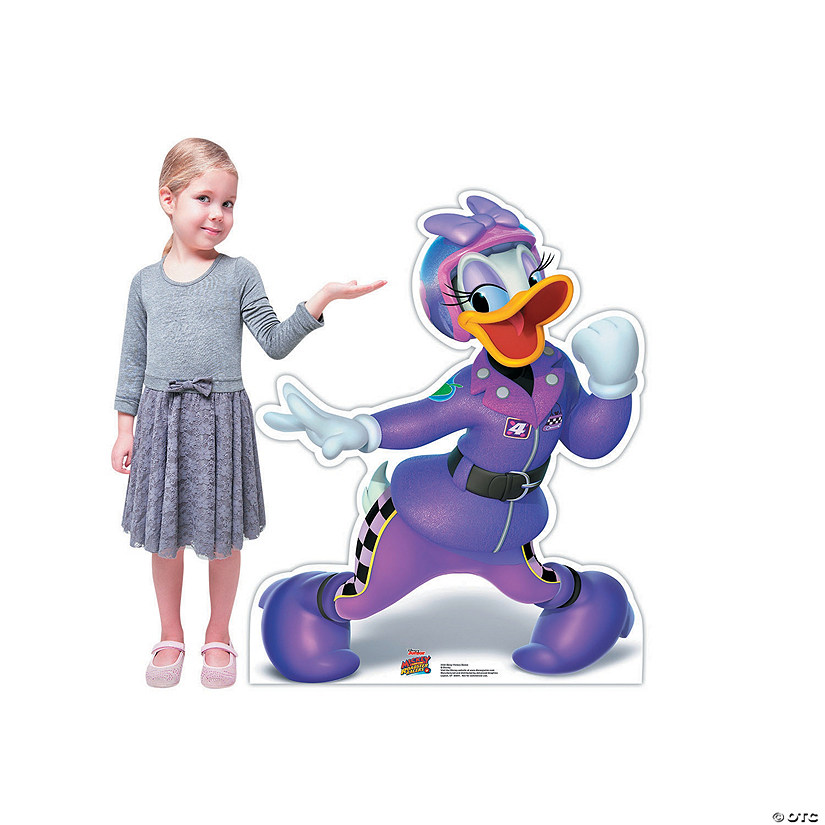 Disney's Mickey & the Roadster Racers<sup>™</sup> Daisy Duck Stand-Up