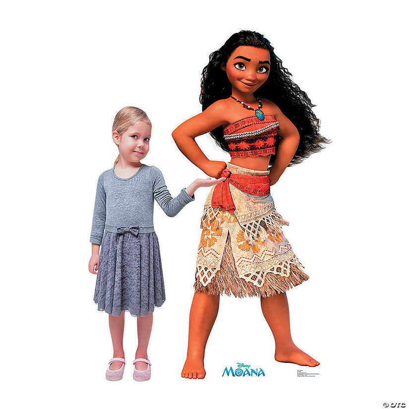 Disney's Moana Stand-Up