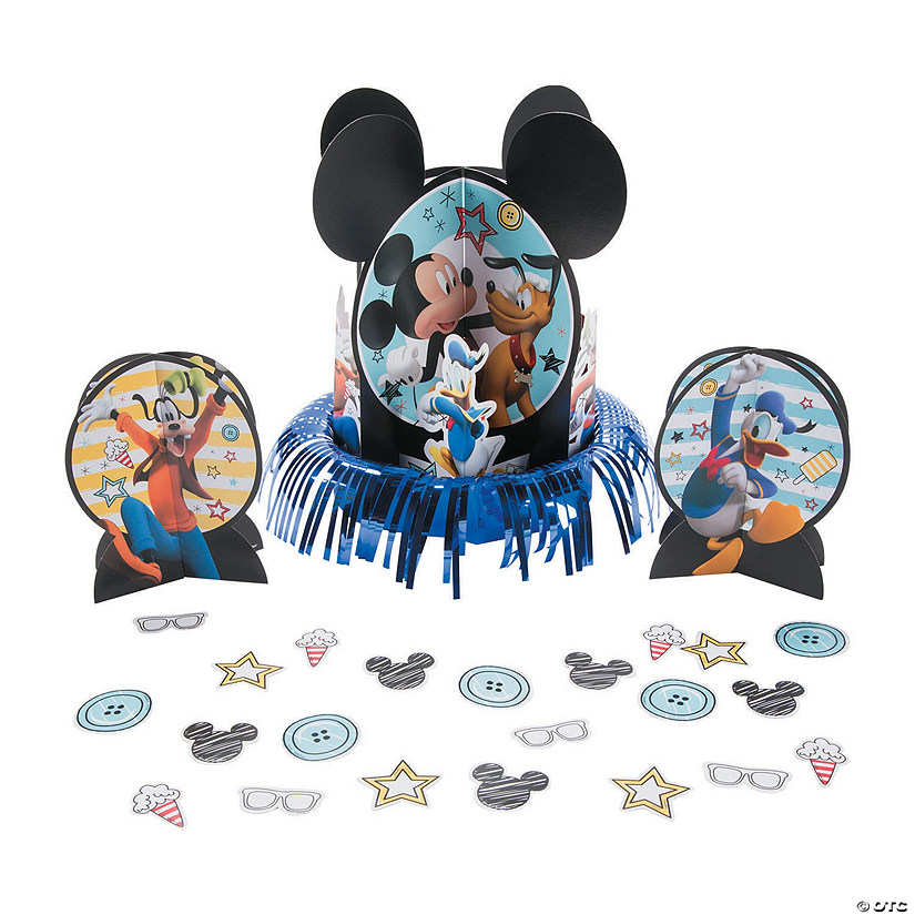 Disney<sup>®</sup> Mickey on the Go Table Decorating Kit