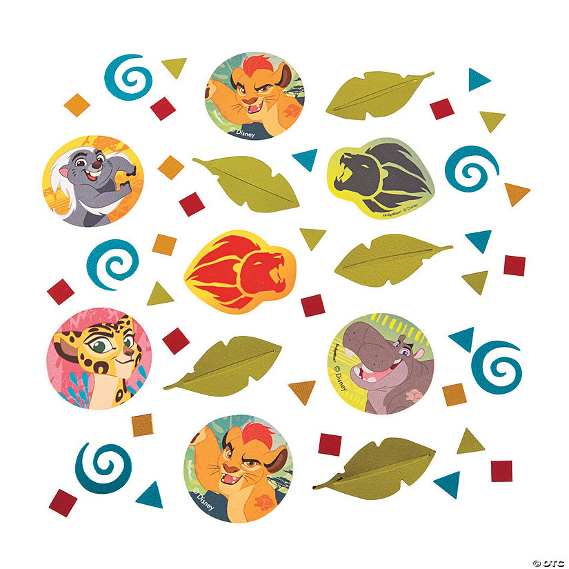Disney® The Lion Guard Confetti