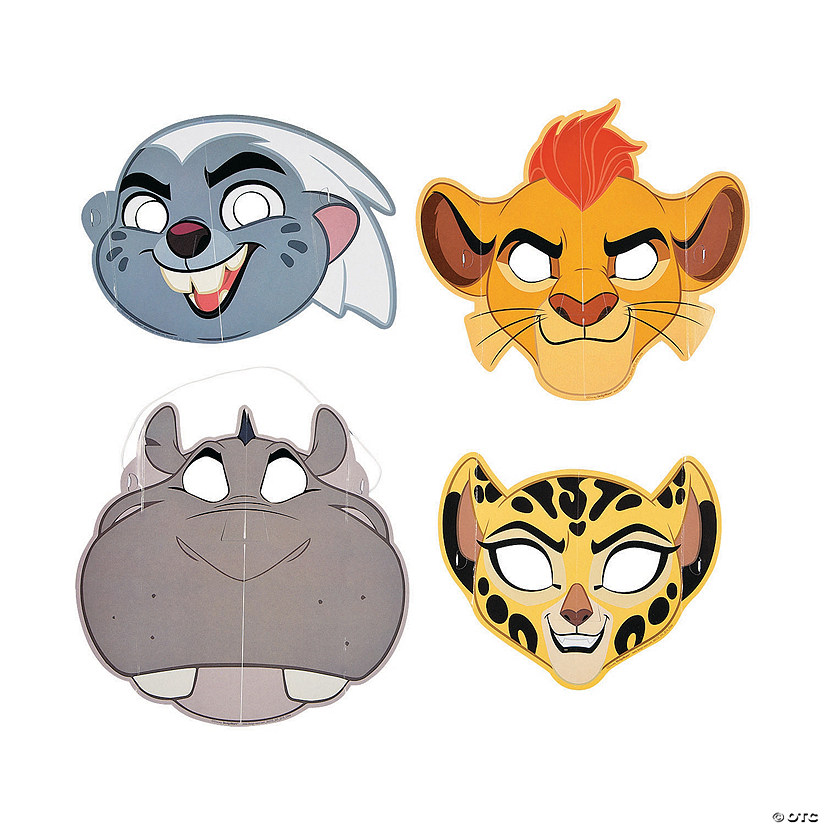 Disney® The Lion Guard Masks