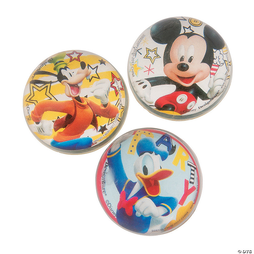 Disney's Mickey and the Roadster Racers™ Bouncy Ball Assortment