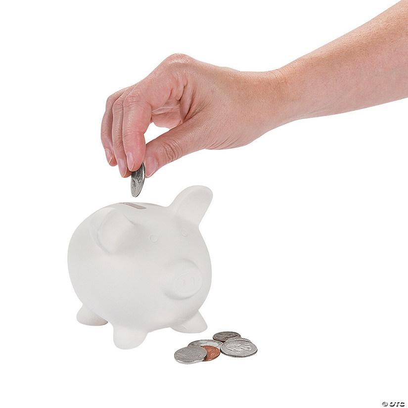 Diy ceramic piggy banks for Diy piggy bank
