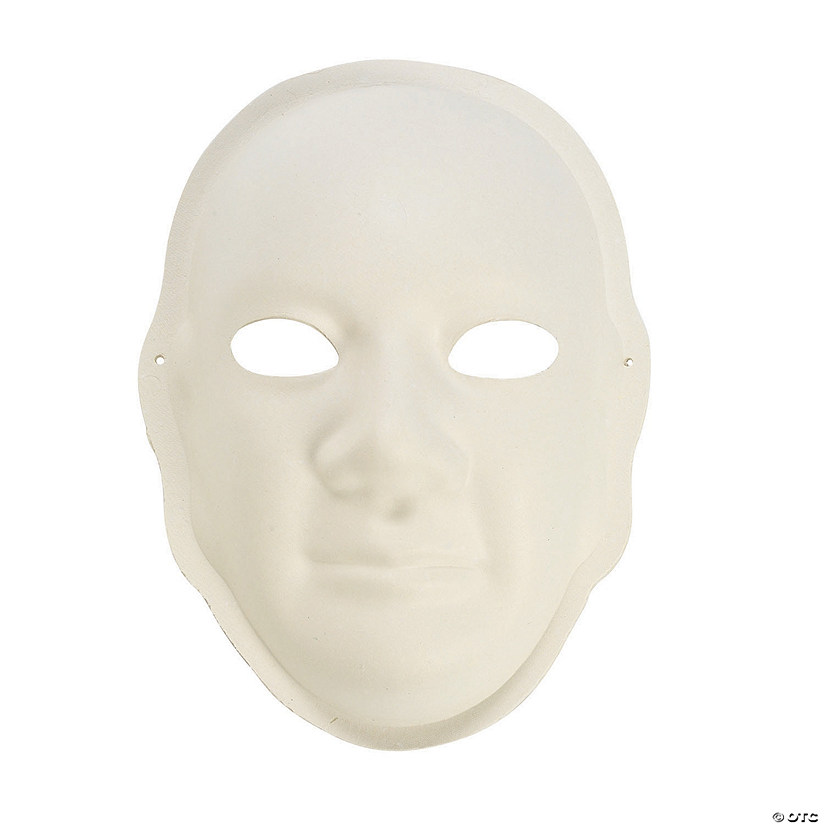 DIY Masks - 6 pcs.