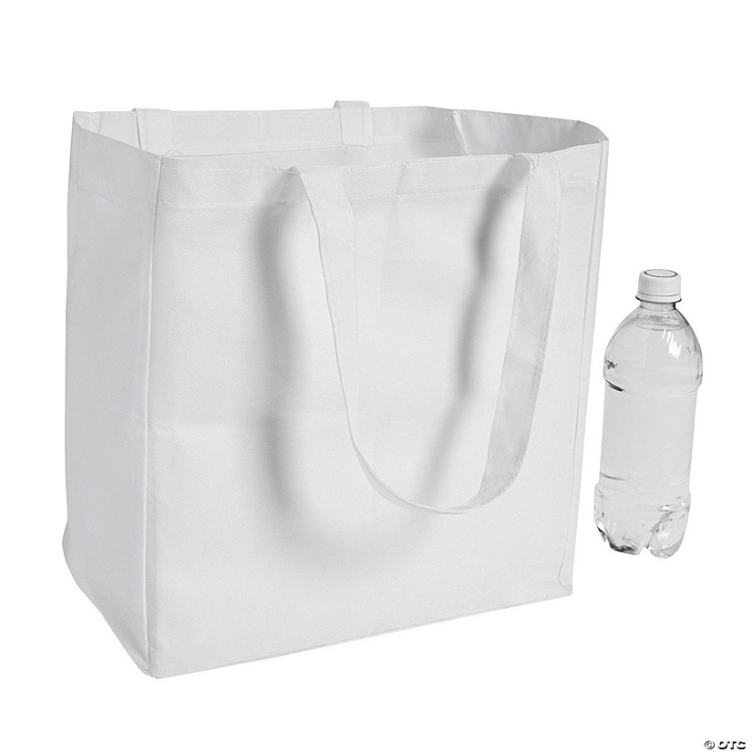 DIY Shopper Totes