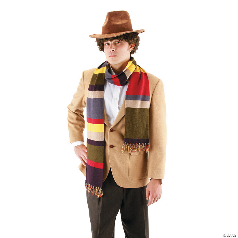 Doctor Who 4th Doctor Scarf Costume Accessory