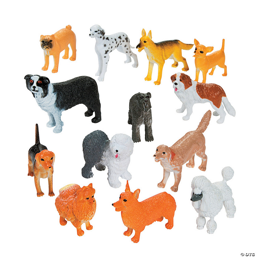 Dog Action Figures