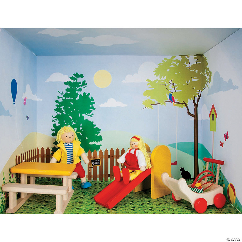 Doll House Rooms: The Playground