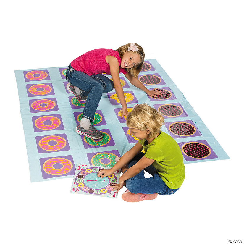 Donut Party Bend Game