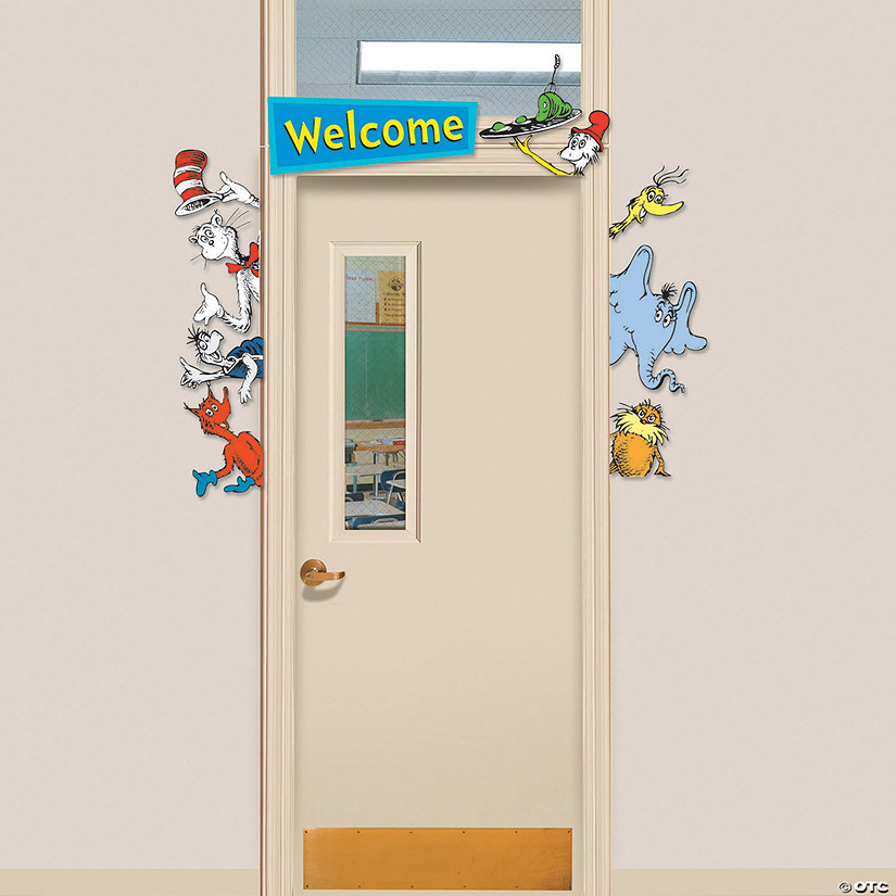 Door Border - Dr. Seuss™ Welcome Go-Arounds®