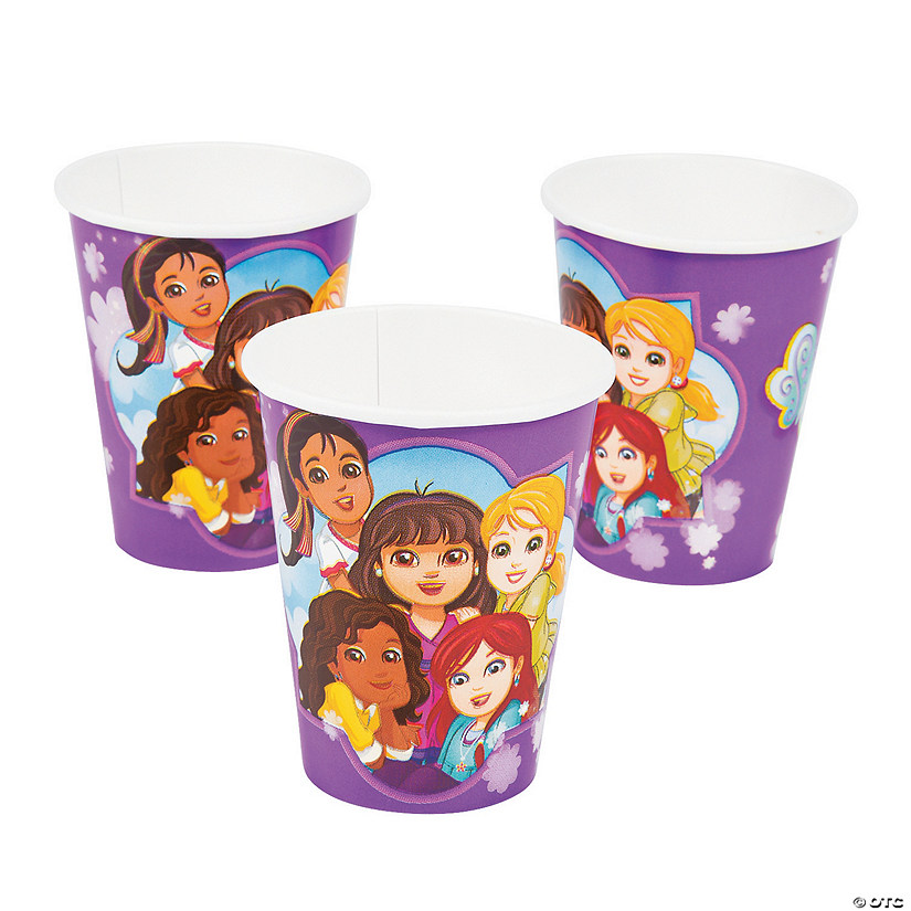 Dora & Friends Paper Cups