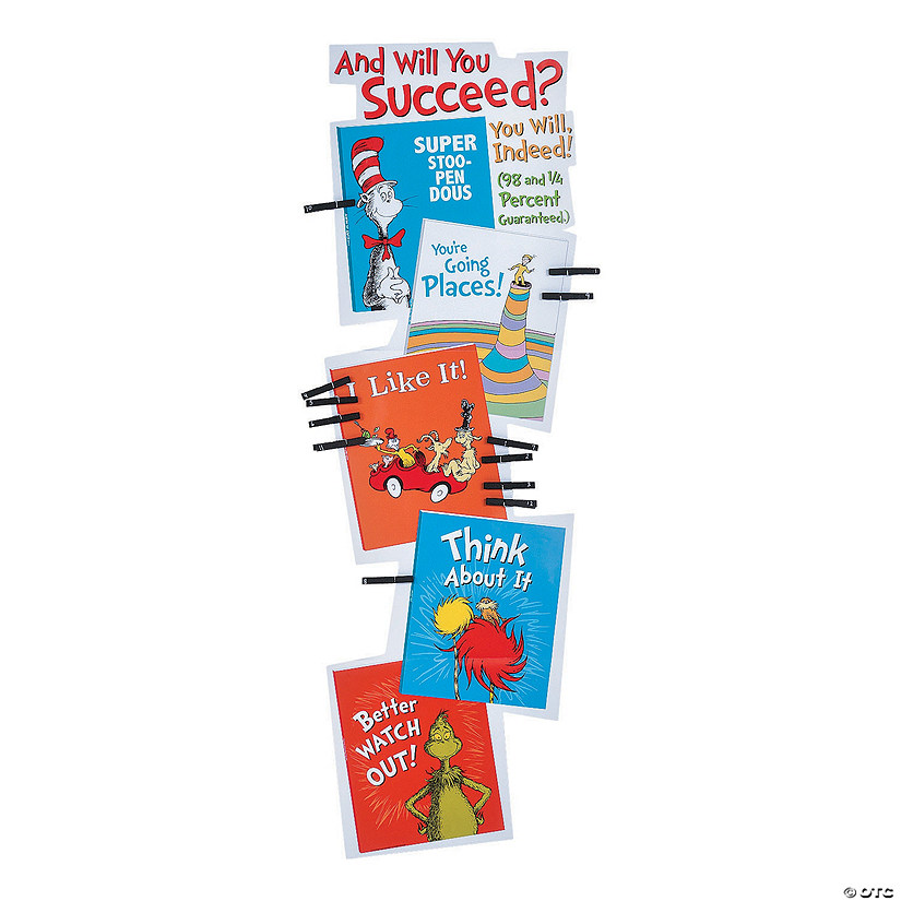 Dr. Seuss™ Behavior Chart Set