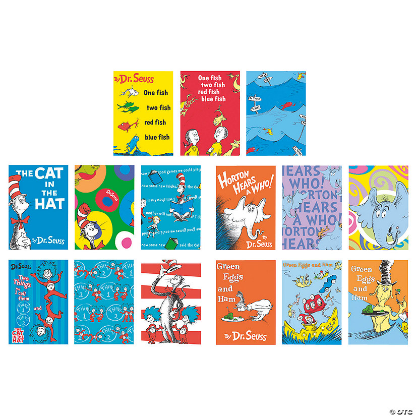Dr. Seuss™ Lenticular Bookmarks