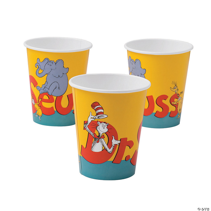 Dr. Seuss™ Paper Cups