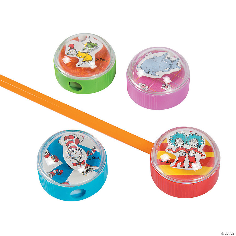 Dr. Seuss™ Pencil Sharpeners