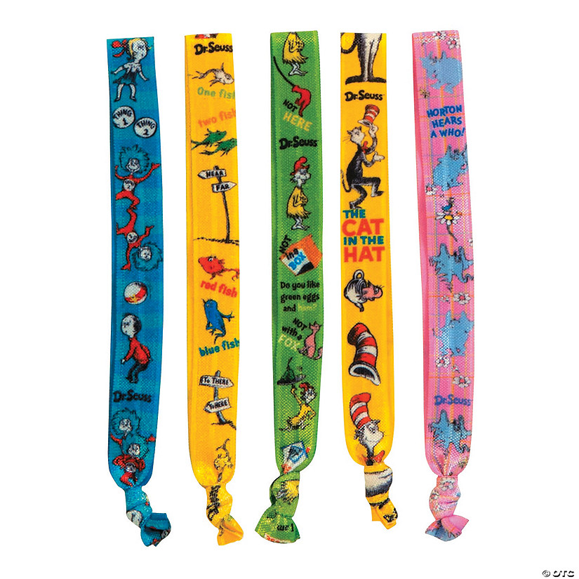 Dr. Seuss™ Stretch Bookmarks