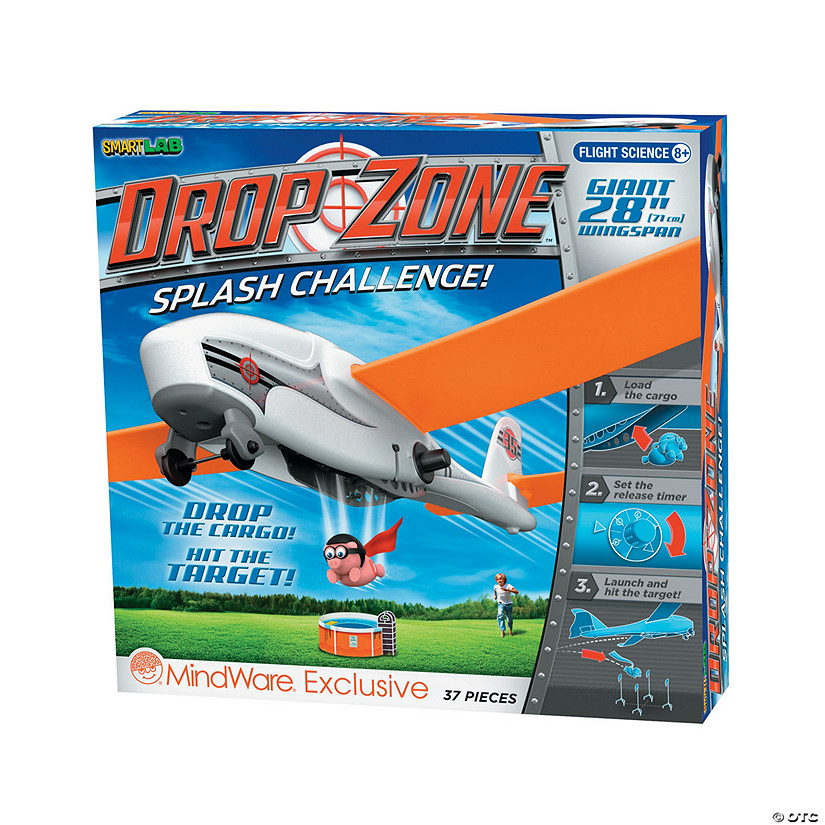 Drop Zone Glider: Splash Challenge
