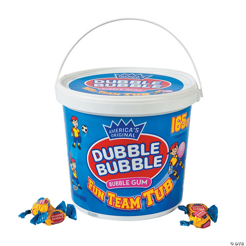 Dubble Bubble® Team Tub