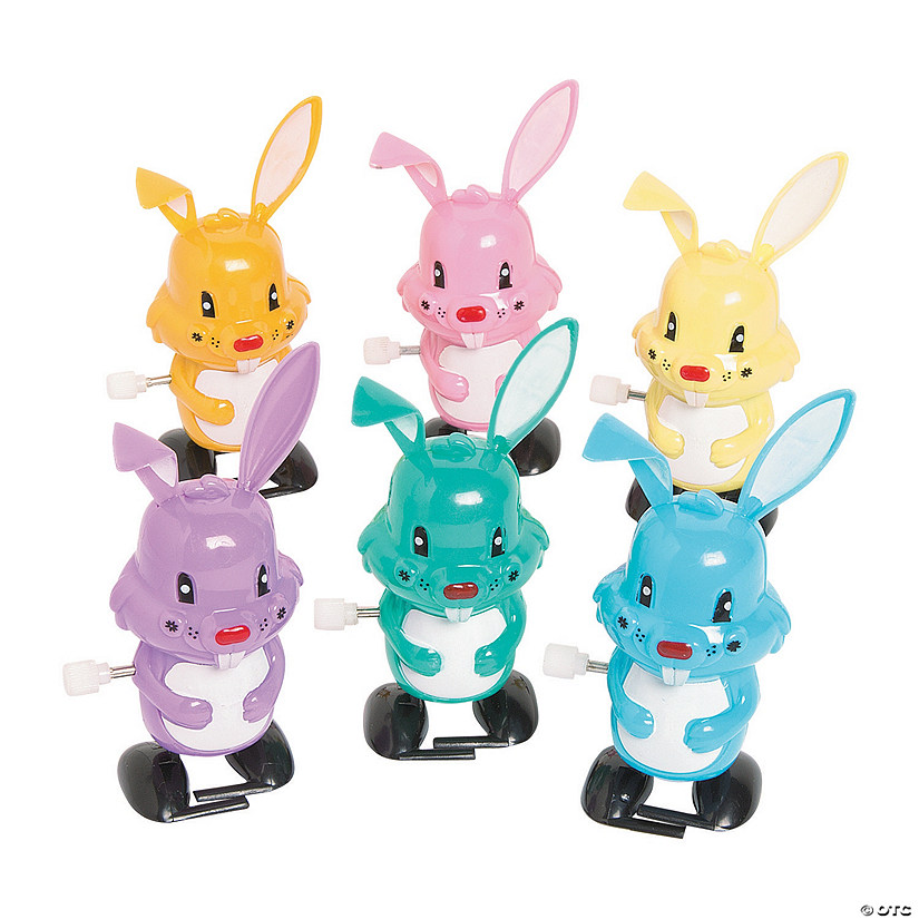 Easter Bunny Wind-Ups