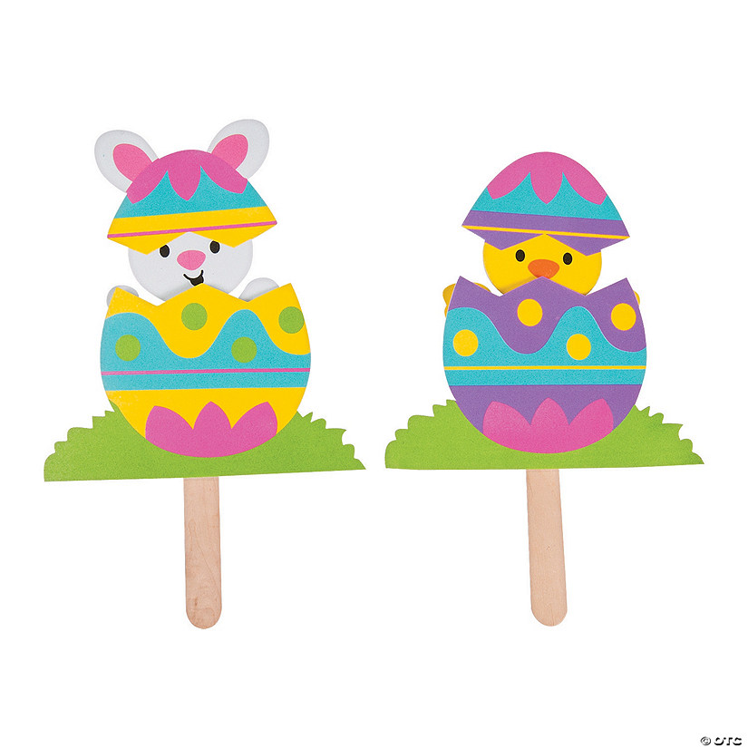 Easter Character Pop-Up Craft Kit