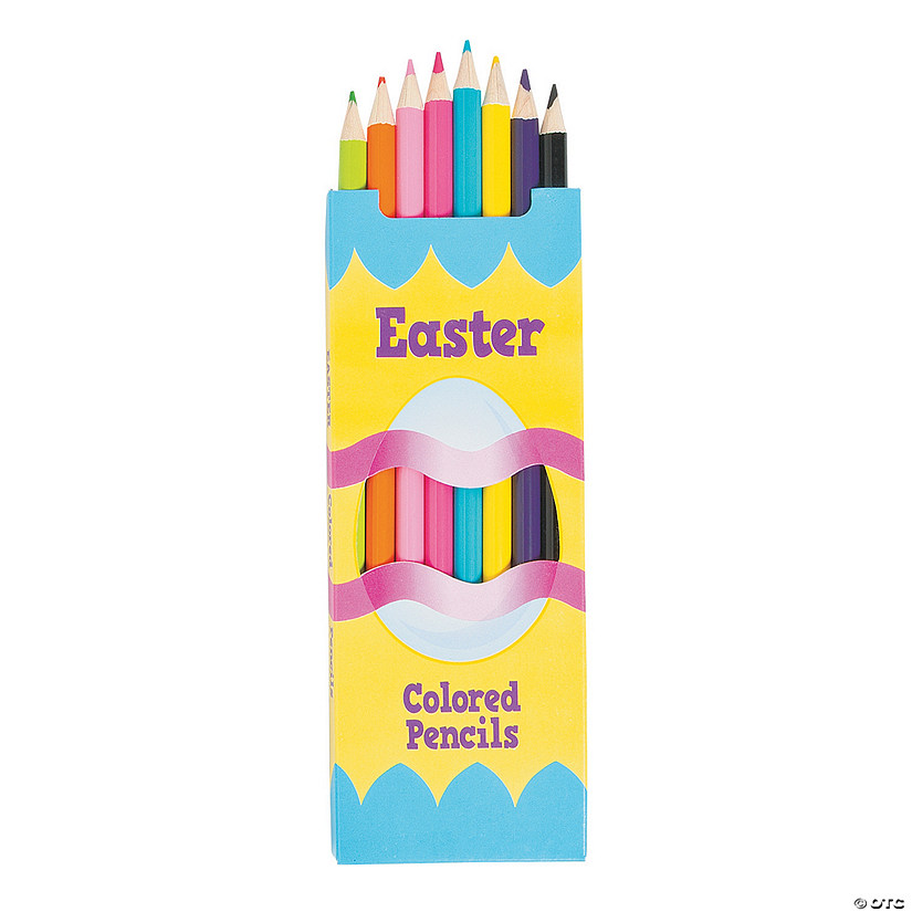Easter Colored Pencils
