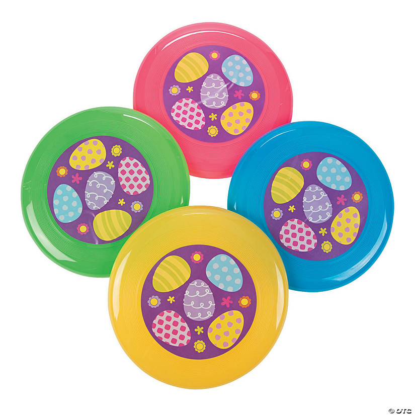Easter Flying Discs