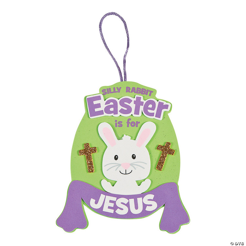 Easter is for Jesus Ornament Craft Kit