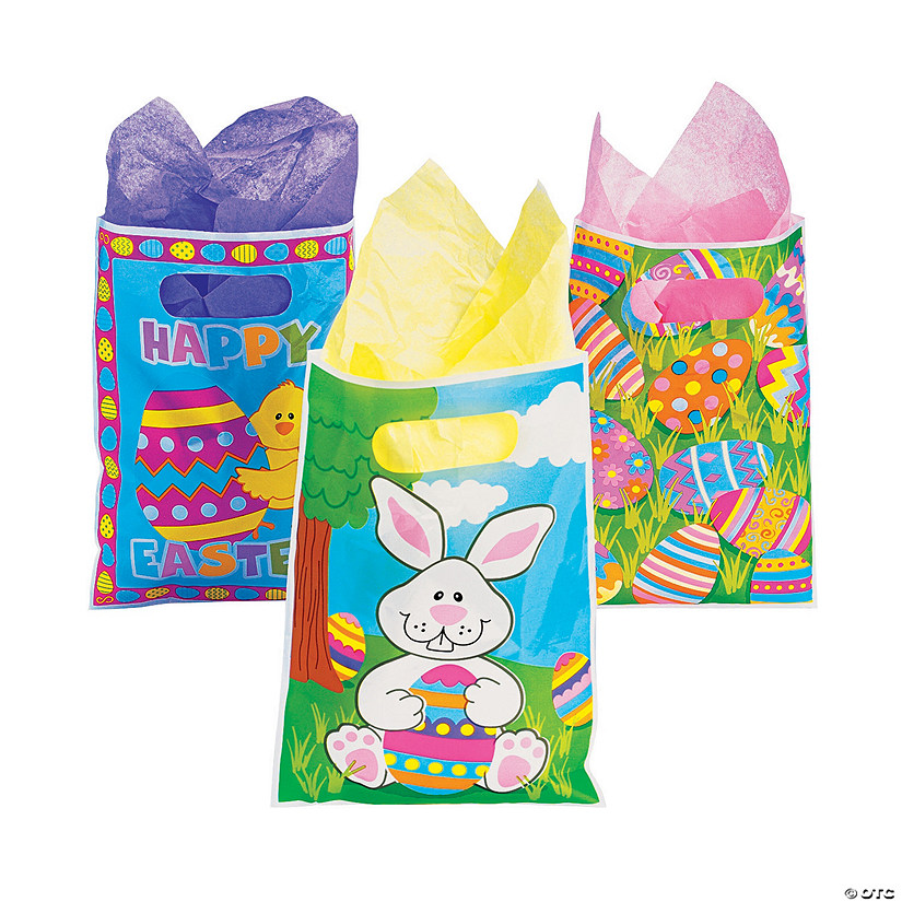 Easter party goody bags negle Gallery