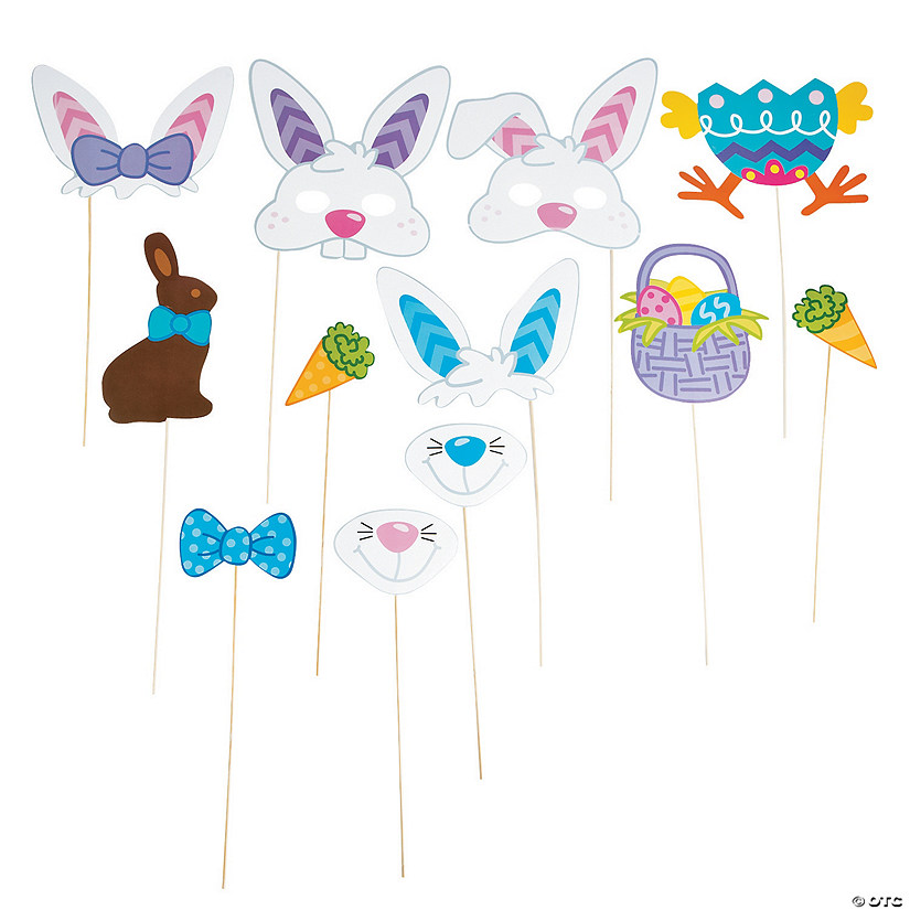 Easter Photo Stick Props