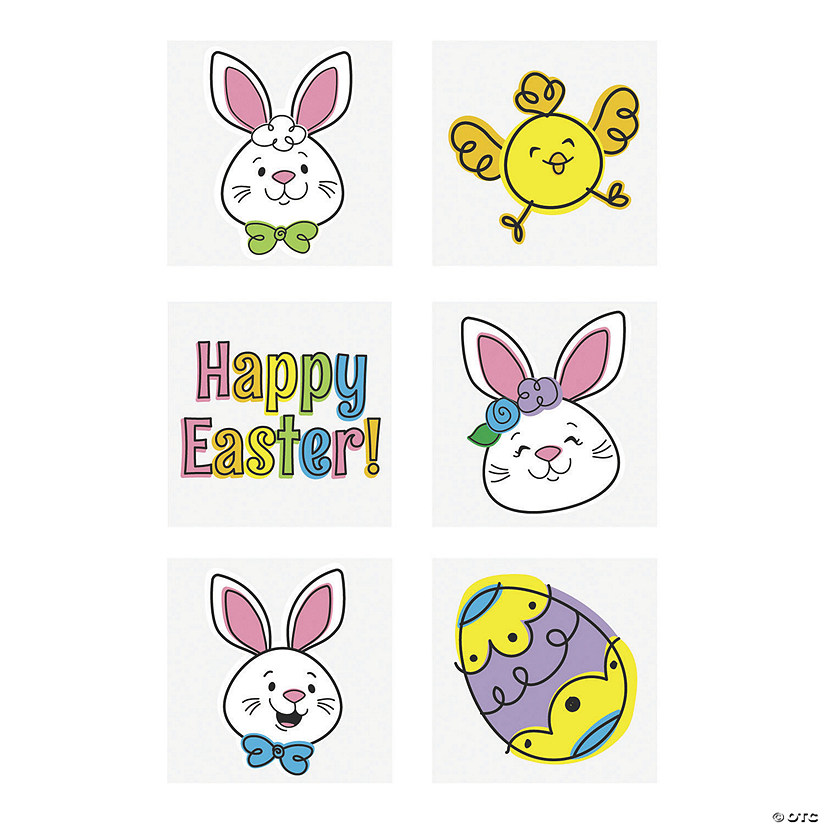 Easter Tattoos