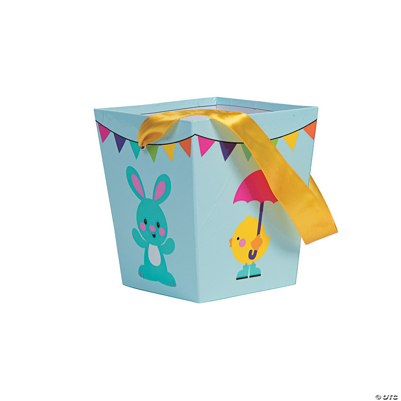 Easter Treat Buckets