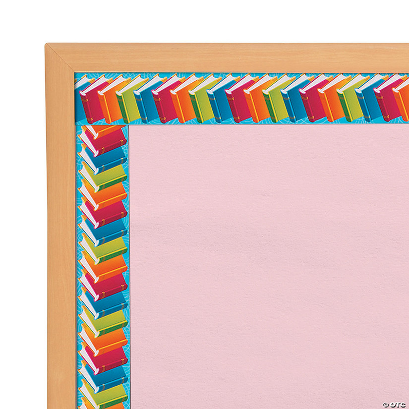 Edupress® Book Spotlight Bulletin Board Borders