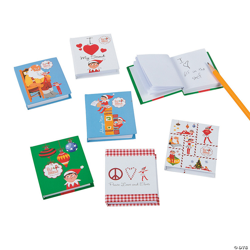 Elf on the Shelf® Little Notebooks