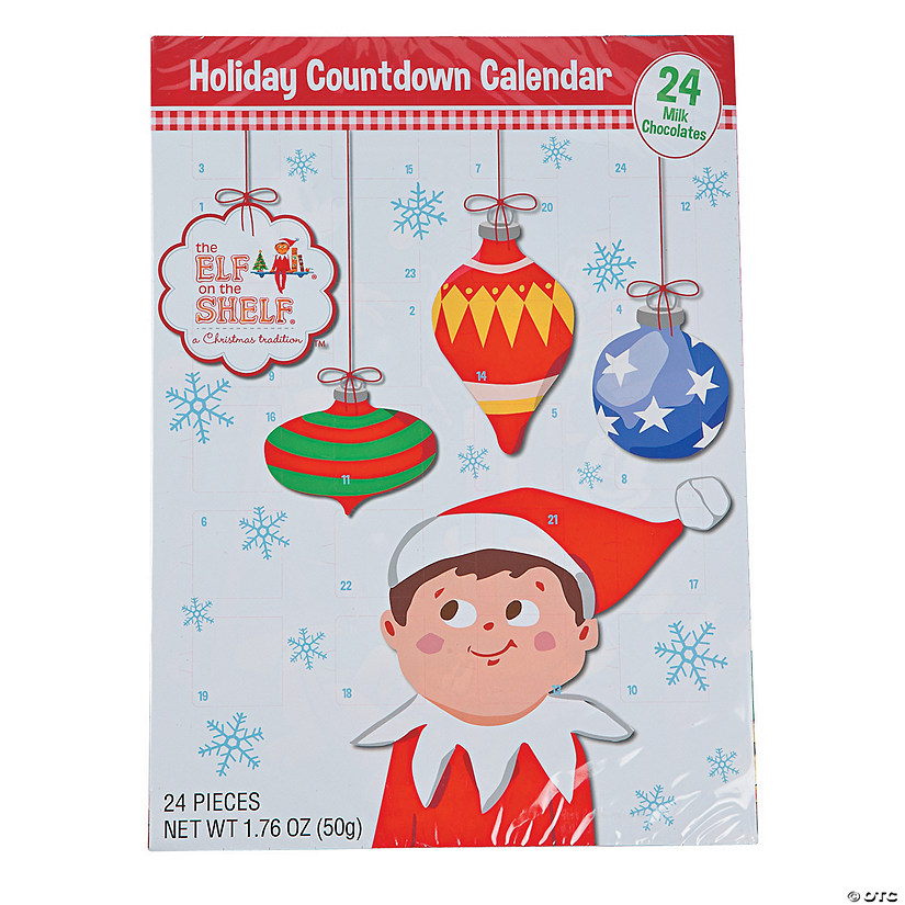 Elf on the Shelf<sup>®</sup> Advent Calendar