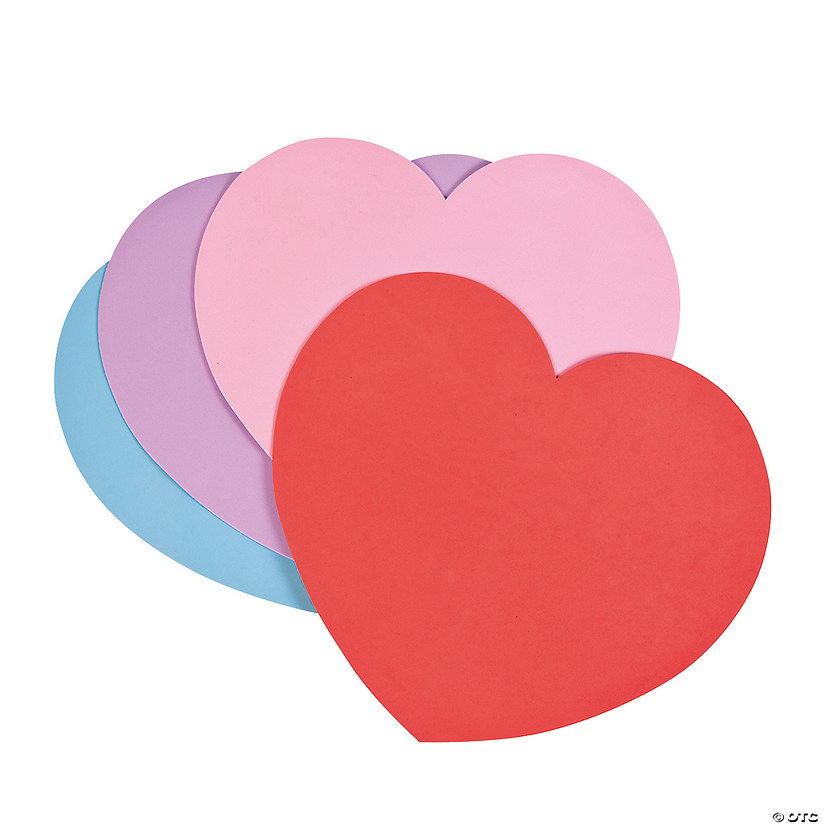 Enormous Heart Shapes