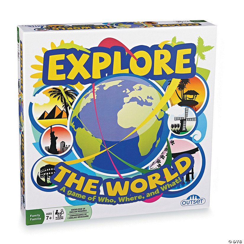 Explore the World Trivia Game