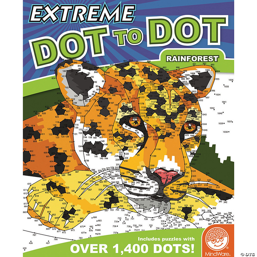 Extreme Dot to Dot: Rainforest