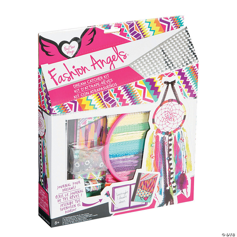 Fashion Angels<sup>®</sup> Dream Catcher and Journal Kit