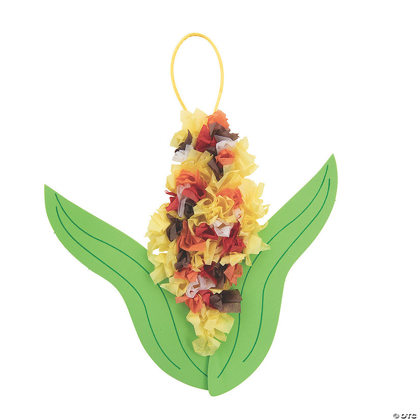 Festive Fall Corn Craft Kit
