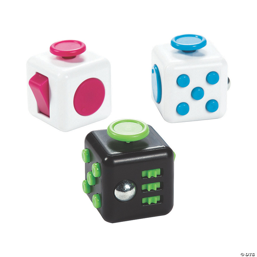 Fidget Busy Blocks