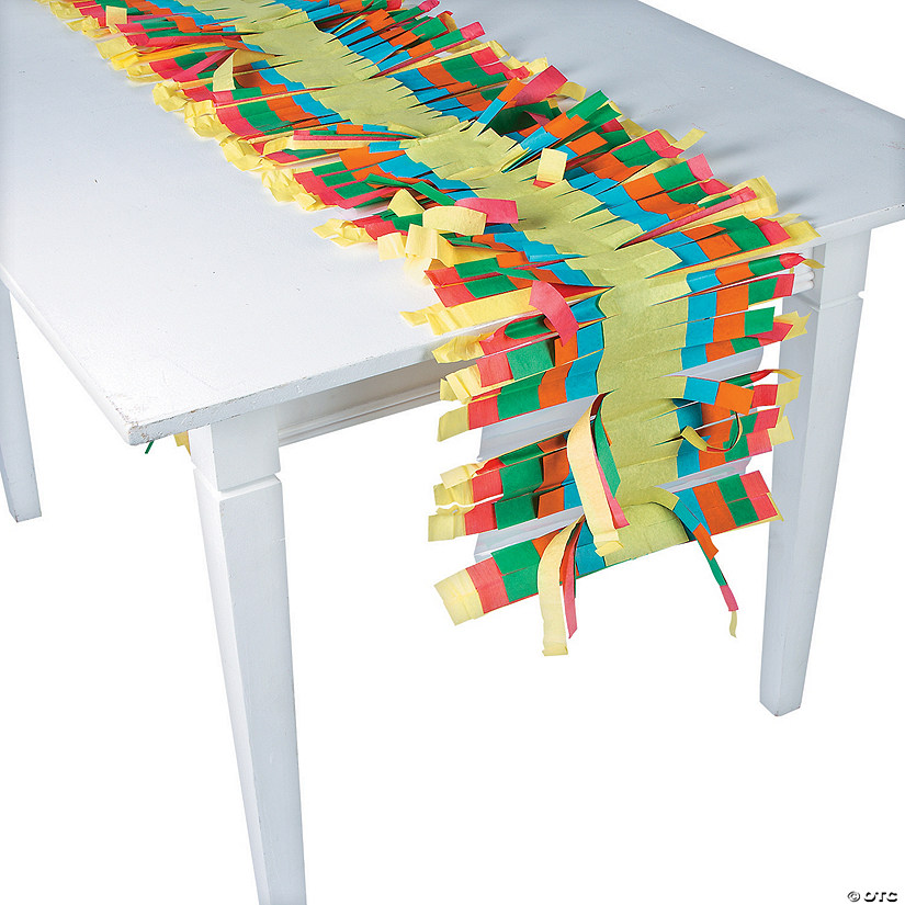 Fiesta Party Table Runner