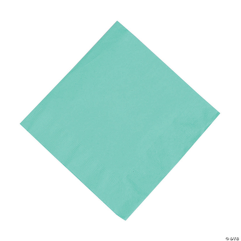 Fresh Mint Green Luncheon Napkins