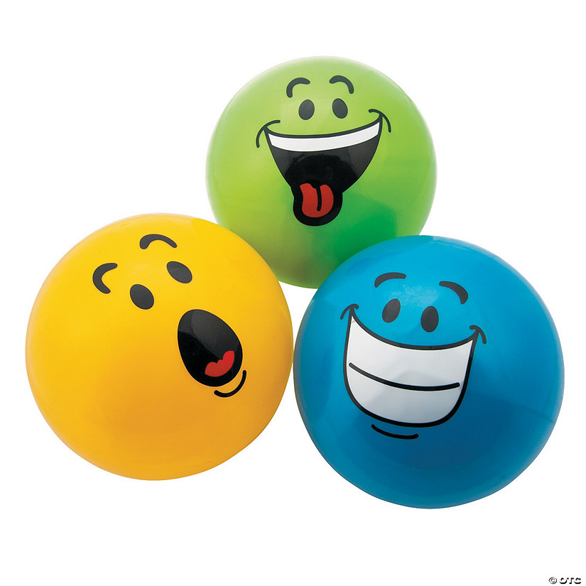 Funny Face Ball Assortment