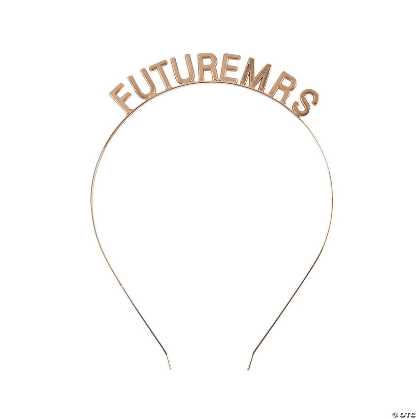 Future Mrs Headband