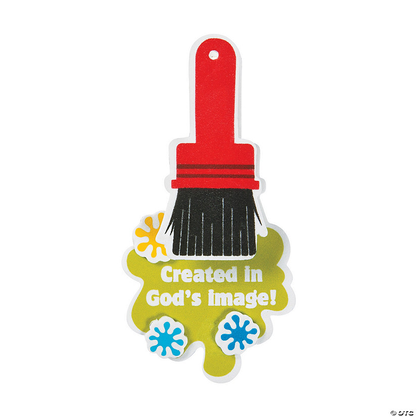 Geared Up for God VBS Clip Magnet Craft Kit