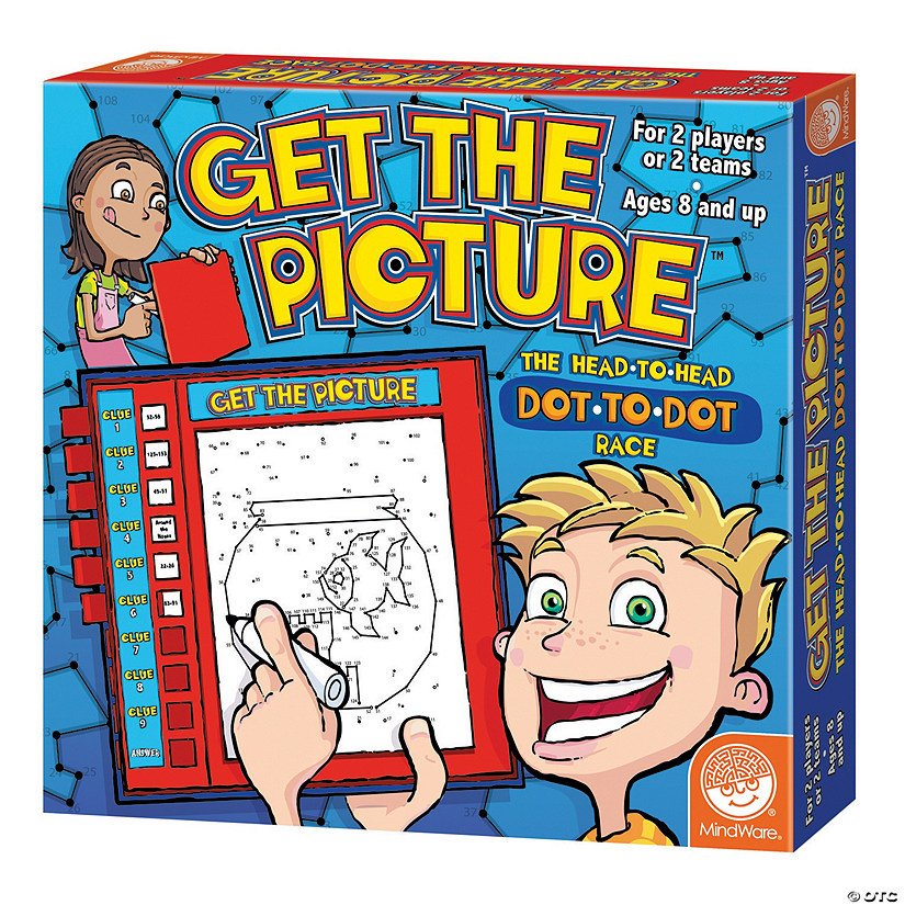 Get the Picture: Dot to Dot Race
