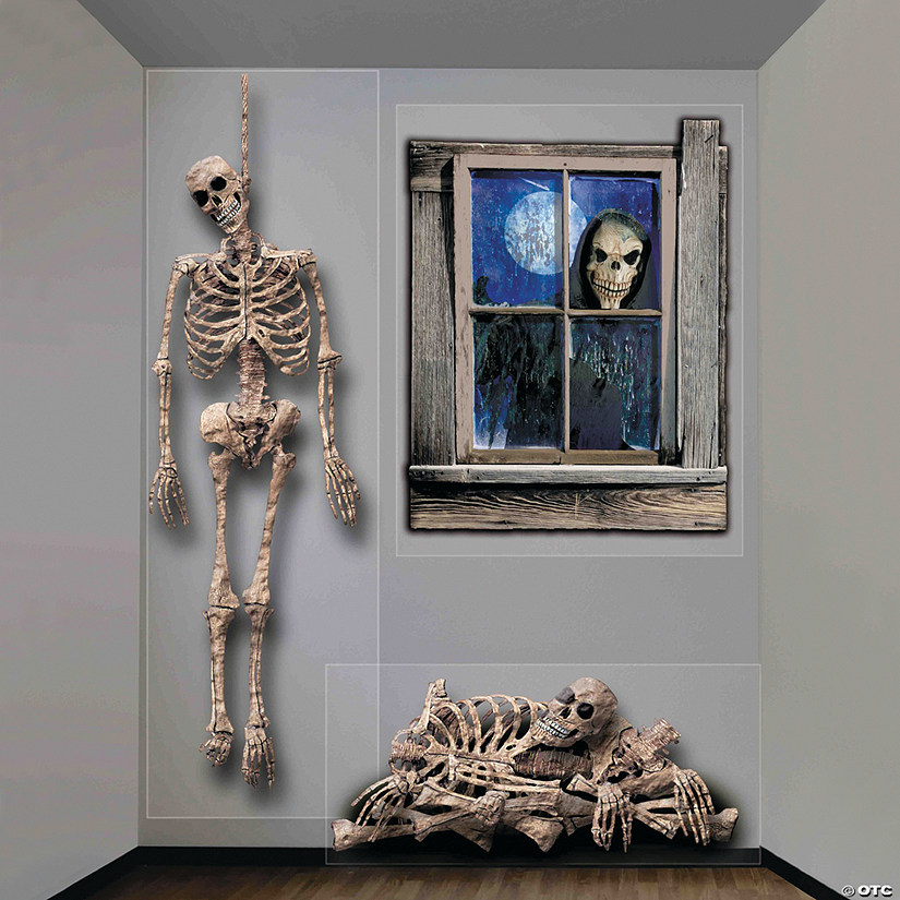 Ghastly Wall Decorations