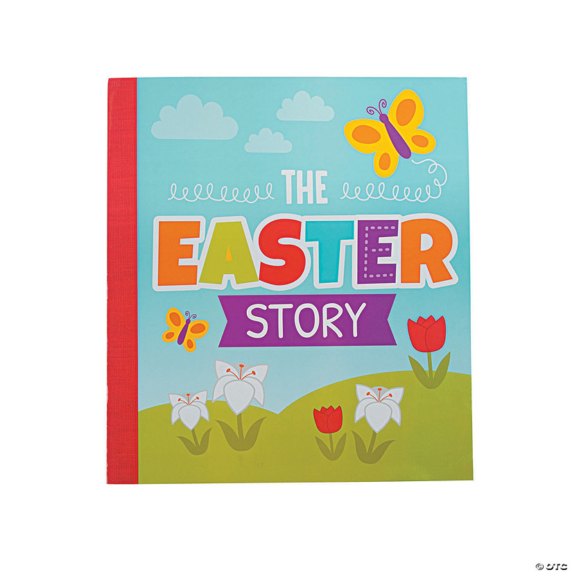 Giant Easter Story Book